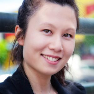 Krystal Morier, Paediatric Therapist
